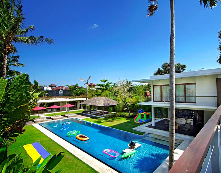 Villa Kalyani Canggu 5 Bedroom Luxury Villa Bali